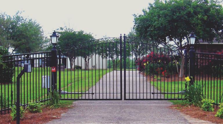 ornamental fence shreveport