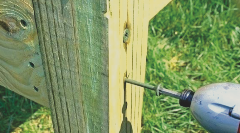 Our fence repair services are the best in the area. We have amazing fence contractors that will come to your home and be bale to determine whether your damaged needs repaired, or if it needs replaced. It may be much more affordable to just fix your damaged fence rather than tear it down and replace it. Call us to come take a look!